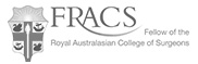 Fellow of Royal Australian College of Surgeons